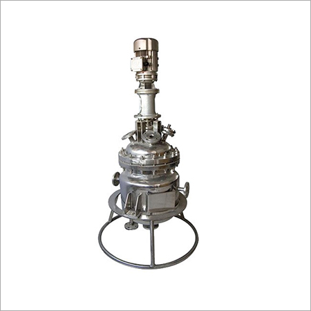 Pressure Stainless Steel Chemical Batch Reactor / Kettle