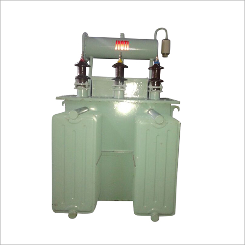 Oil Cooled Three Phase Transformer