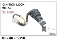 Ignition Lock Metal Gc 1000