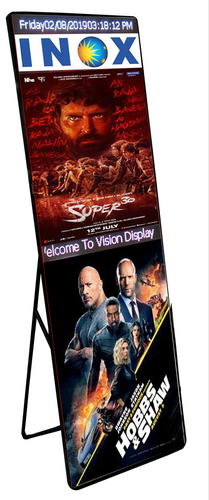 LED Display Standee