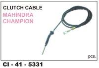 Clutch Cable Mahindra, Champion
