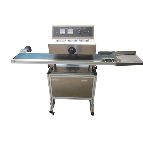 Vertical Continuous Induction Sealing Machine