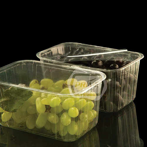 Heat Seal Grapes Packaging Tray