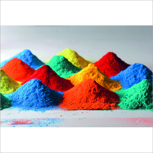 Multicolor Pigment Powder