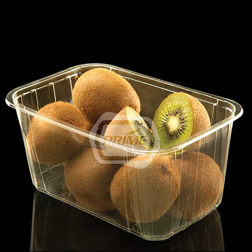 Flow Wrap Fruit Packaging Tray