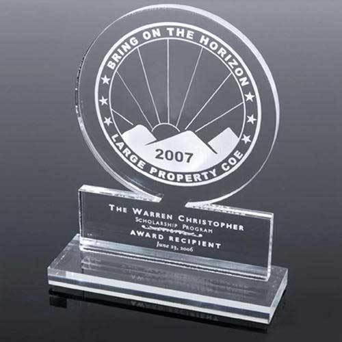 Crystal Trophy