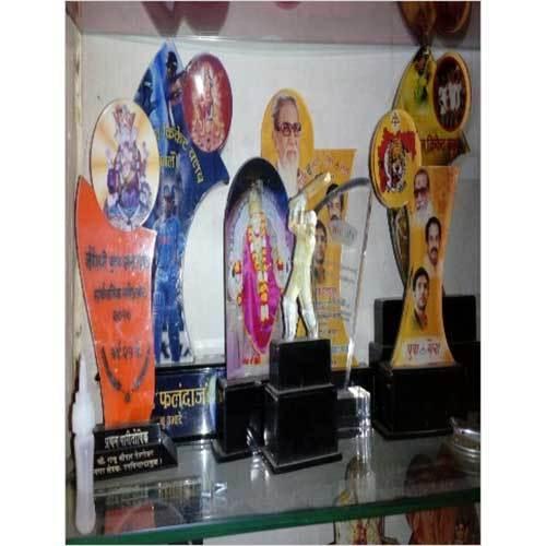 Acrylic Laminated Trophy