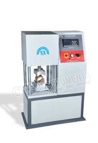 Collapse Tester for Paper tube Paper cone