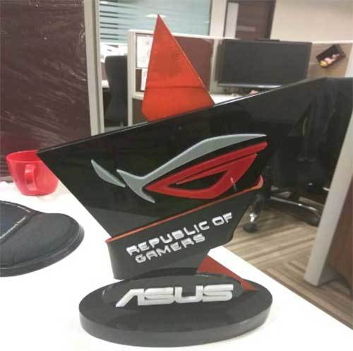 Cutout Trophy