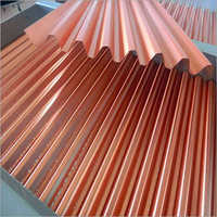 Rectangular Profile Roofing Sheet