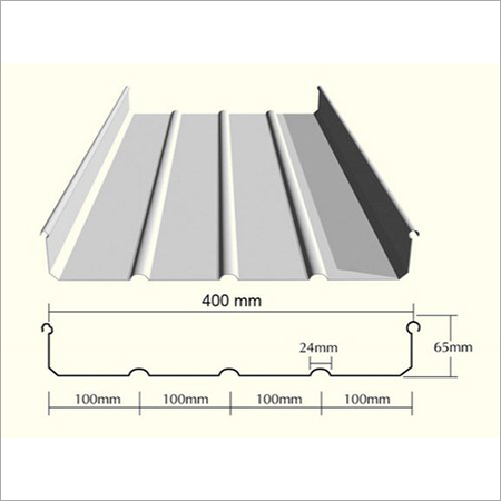 Tata Standing FLEX LOK 400 Seam Roof Sheets