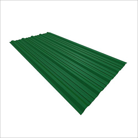 Double Ribbed Trapezoidal Profile Roofing Sheet
