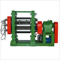 3 Roll Rubber Calender Machine