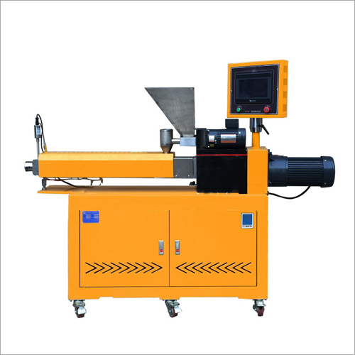 Automatic Lab Extruder Machine