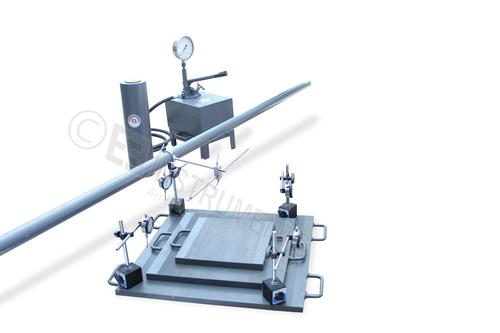 Plate Bearing Test Apparatus