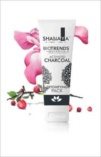 Activated Charcoal Detoxifying Pack