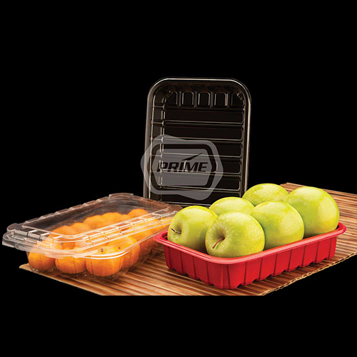 Apple Packaging Tray With Lid