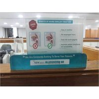 Pen and Visiting Card Stand
