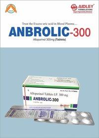 ANBROLIC-300( Tablet)