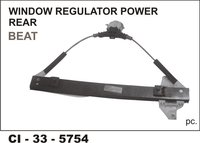 Window Regulator Power Rear Beat