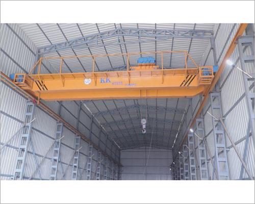 Heavy Duty Single Girder Crane