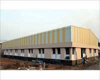Portable Pre Engineered Building