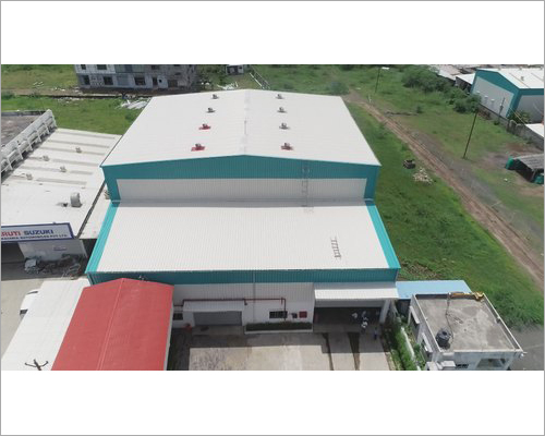 Steel Sheet Pre Engineered Building