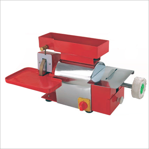 Metal Body Optical Hand Edger Machine