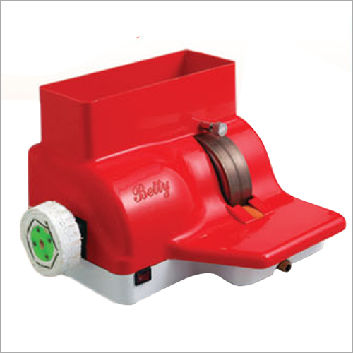 Battery Optical Hand Edger Machine