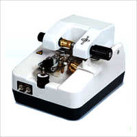Optical Frame Lens Groover Machine