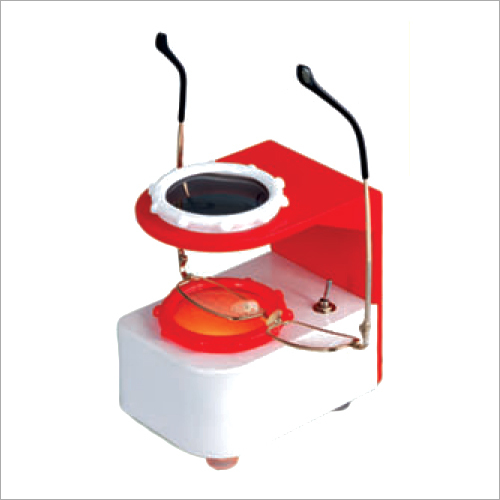 Optical Lens Stress Detector Machine