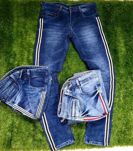 Mens Cotton Denim Jeans