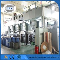 Adhesive Label Paper, Silicon Paper Coating Machine, Coating Equipment