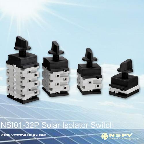 Solar Isolator Switch
