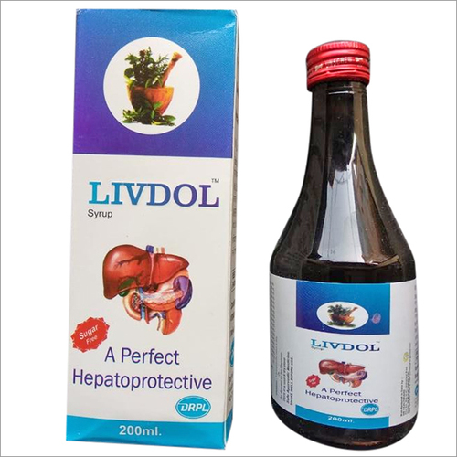200ml Livdol Syrup