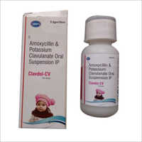 Armoxycillin and Potassium Clavulanate IP Dry Syrup