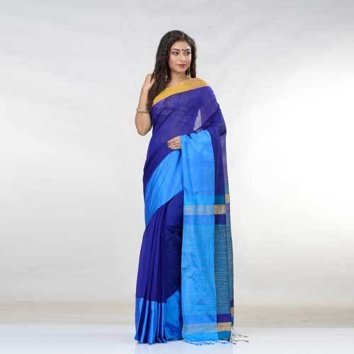Ladies Silk Cotton Sarees
