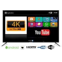 We-guard 50 inch 4K Led Tv