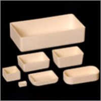 Ceramic Rectangular Square Crucible