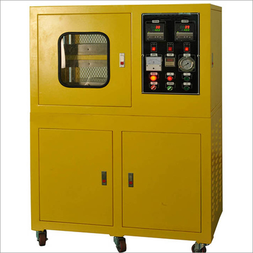 Hydraulic Press Rubber Vulcanizer Machine