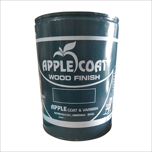 Wood Finish Coat Paint