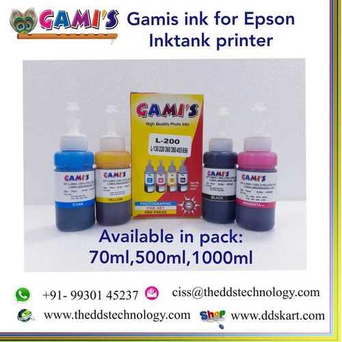 Epson Inks Manufacturer