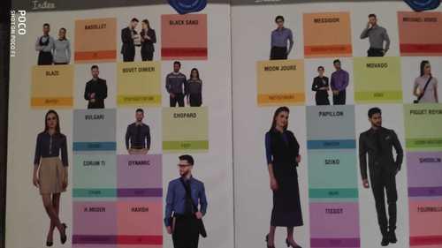 Designer Staff Uniform