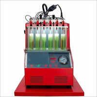 Injector Cleaner Machine
