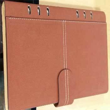 Leather File Holder