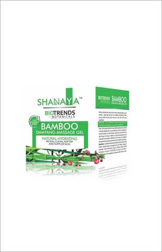 Bamboo Damyang Massage Gel
