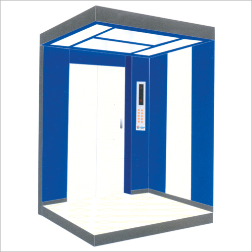 Manual Telescopic Door Passenger Elevator