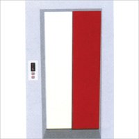 Automatic Powder Coated Door Passenger Elevator
