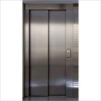 Automatic Telescopic Opening Door Passenger Elevator