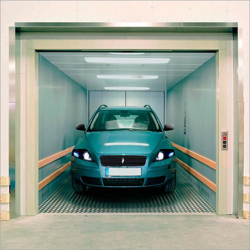 Automatic Car Elevator